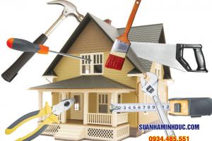 Sửa chữa nhà giá rẻ trọn gói tại Hà Nội 2021